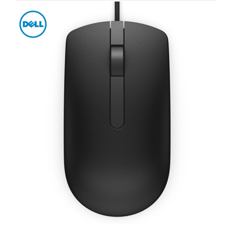 Dell MS116 Optical Wired Mouse