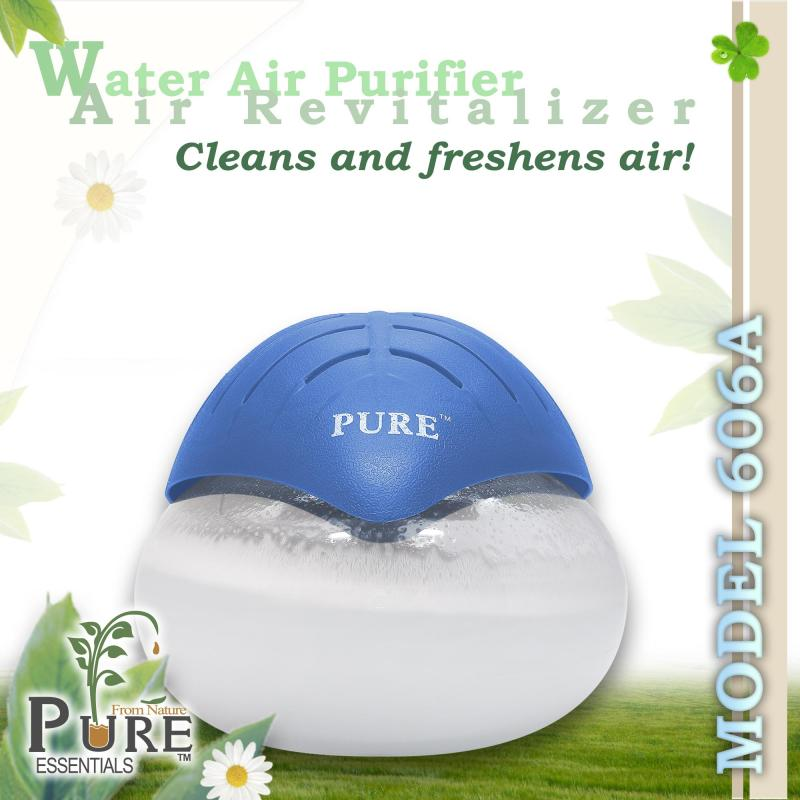 Pure™ Water Air Purifier 606A (Blue) Singapore