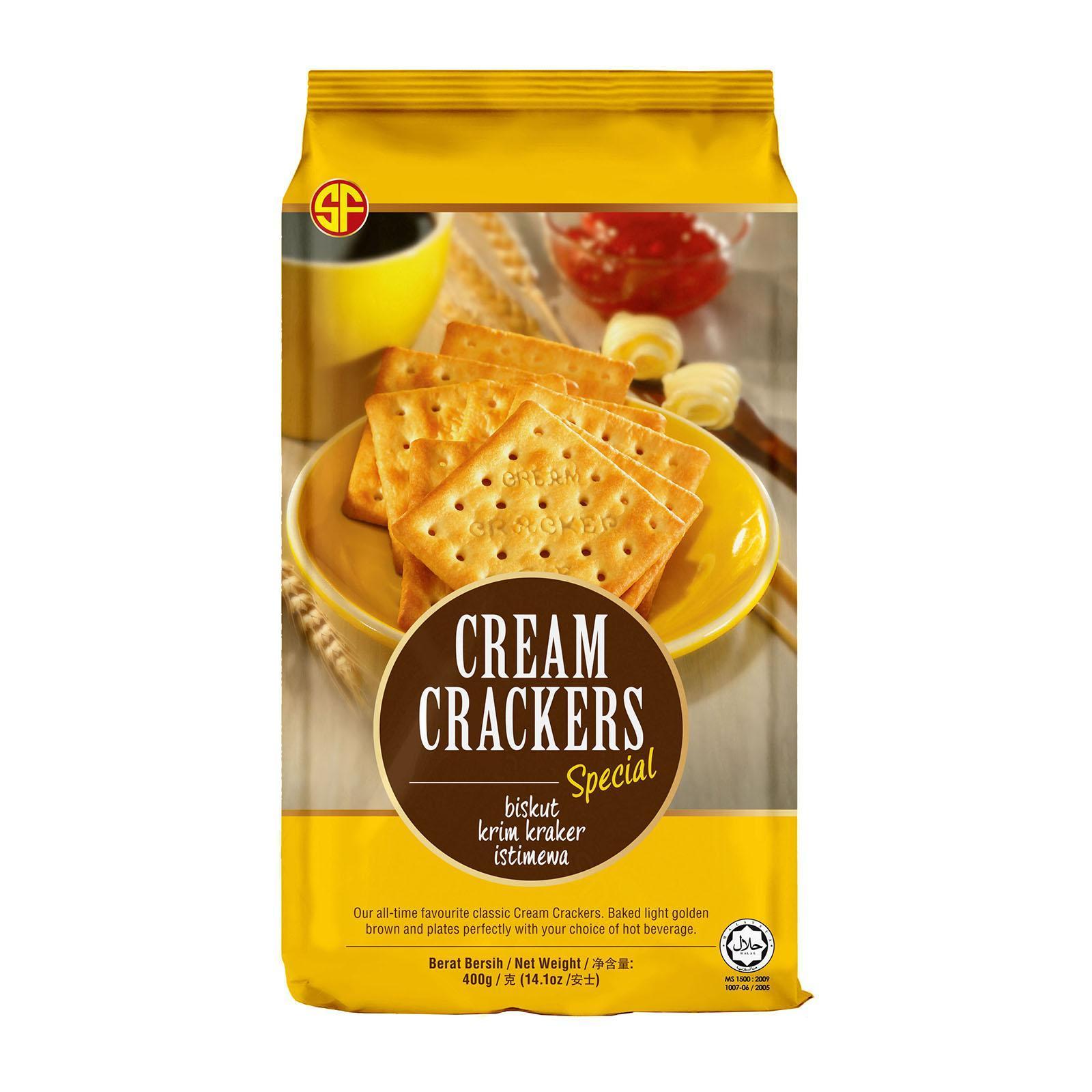 Shoon Fatt Cream Crackers Special