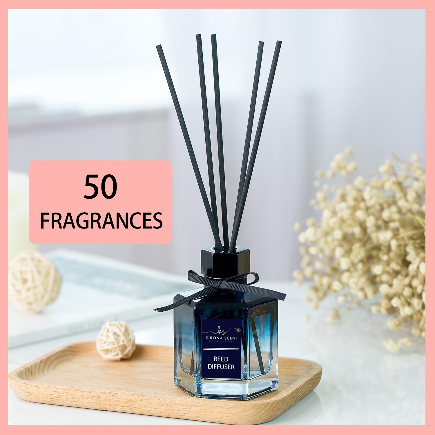 ★NEW FRAGRANCES★HOTEL SCENTS★50 Fragrances / Aroma Reed Diffusers / For Homes & Offices (Type R2)