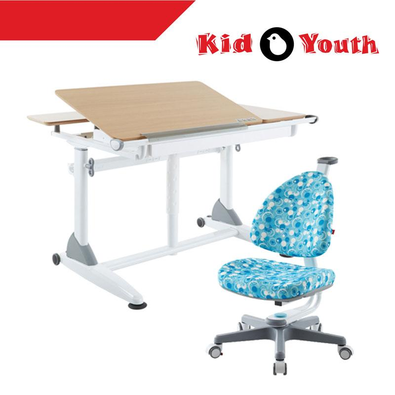 G6+L Kid2Youth Study Table and BABO Study Chair Set