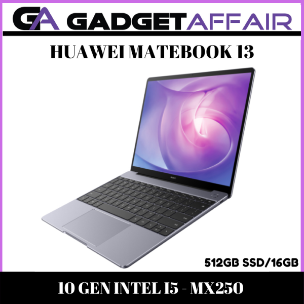 Huawei Matebook 13 + FREEBIES (Local Set)