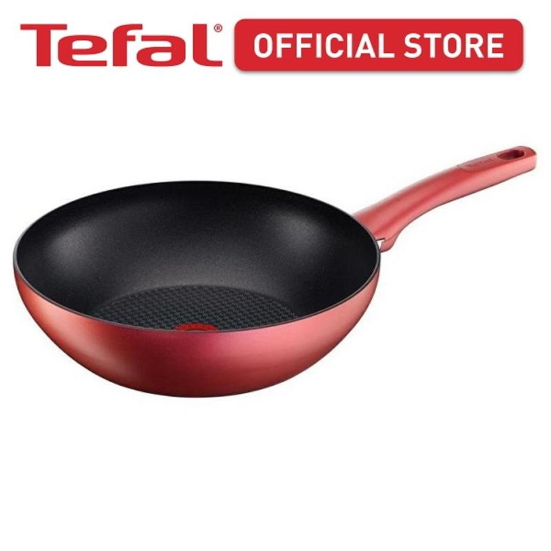 Tefal Character Wok Pan 28cm C68219 Singapore