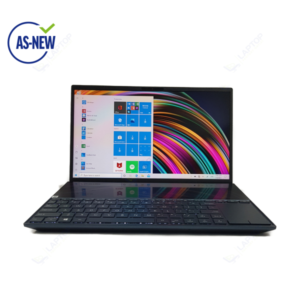 ASUS ZenBook Duo UX481FL-BM063T (i7-10 / 16GB / 1TB / MX250) [As-New]
