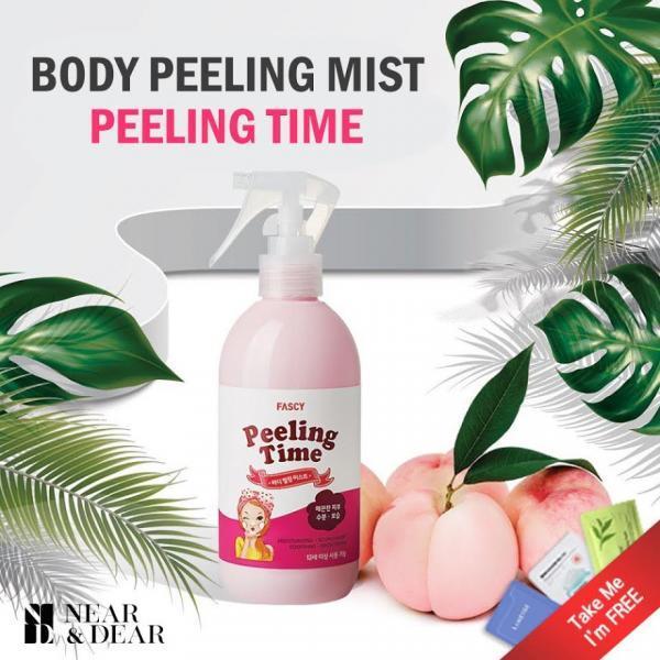Buy FASCY// Body Peeling Mist Peeling Time 300ml Singapore
