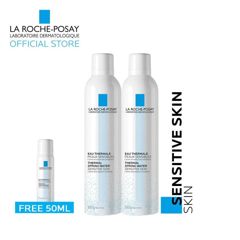 Buy [11.11 Exclusive] La Roche-Posay Thermal Spring Water Face Mist 300ml Twinpack Singapore