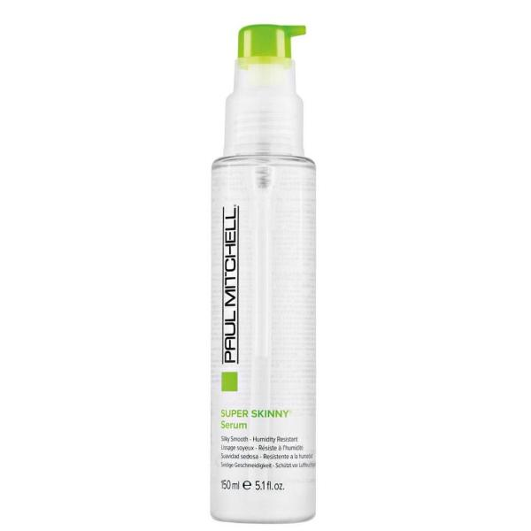 Buy Paul Mitchell Smoothing Super Skinny Serum 150ml - Beauty Award Winner! Smooth Humidity Resistant Tame Frizzy Dry Damaged Split Ends Silky Finish Lightweight Oil Speed Up Drying Time Singapore