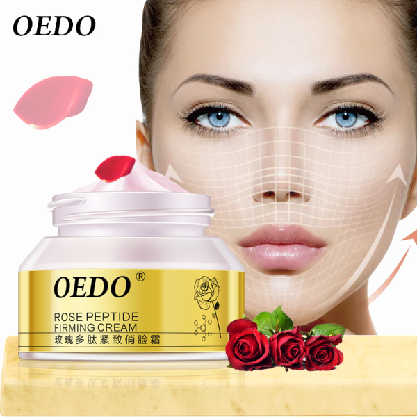 Buy OEDO Rose Peptide Firming Face Slimming Cream Anti Cellulite Cream Weight Loss Products Skin Care Anti-aging Anti wrinkle Moisture Singapore