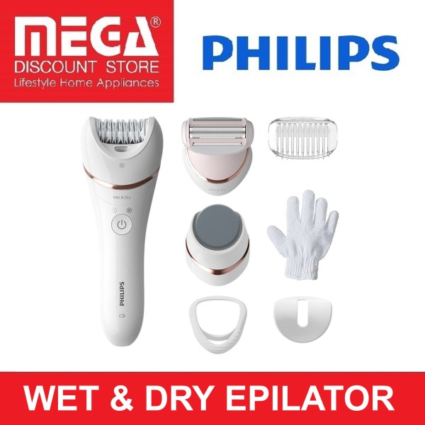 Buy PHILIPS BRE730 WET & DRY EPILATOR Singapore