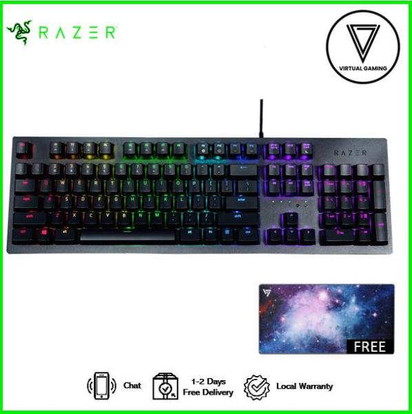 Razer Huntsman - OPTO Mechanical Gaming Keyboard Singapore