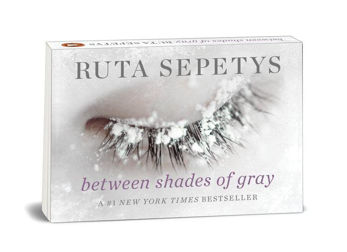 Penguin Minis: Between Shades of Gray by  Ruta Sepetys