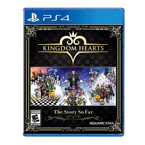 PS4 Kingdom Hearts Bundle: The Story So Far-US (R1)