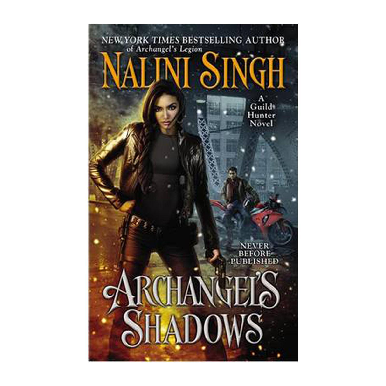 Archangels Shadows (Paperback)