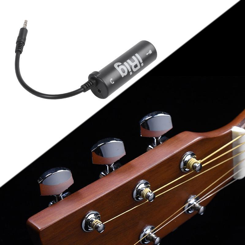 Coupon Khuyến Mãi Guitar Interface IRig Converter Replacement Guitar For Phone New
