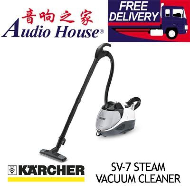 KARCHER SV-7 STEAM VACUUM CLEANER 2200W / LOCAL WARRANTY Singapore