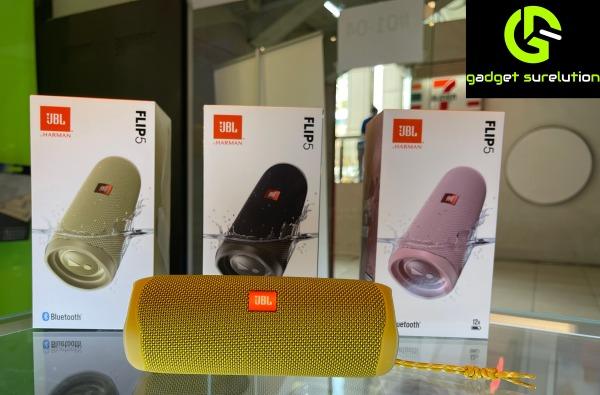 JBL Flip 5 Waterproof Portable Bluetooth Speaker (1 YEAR warranty) Singapore