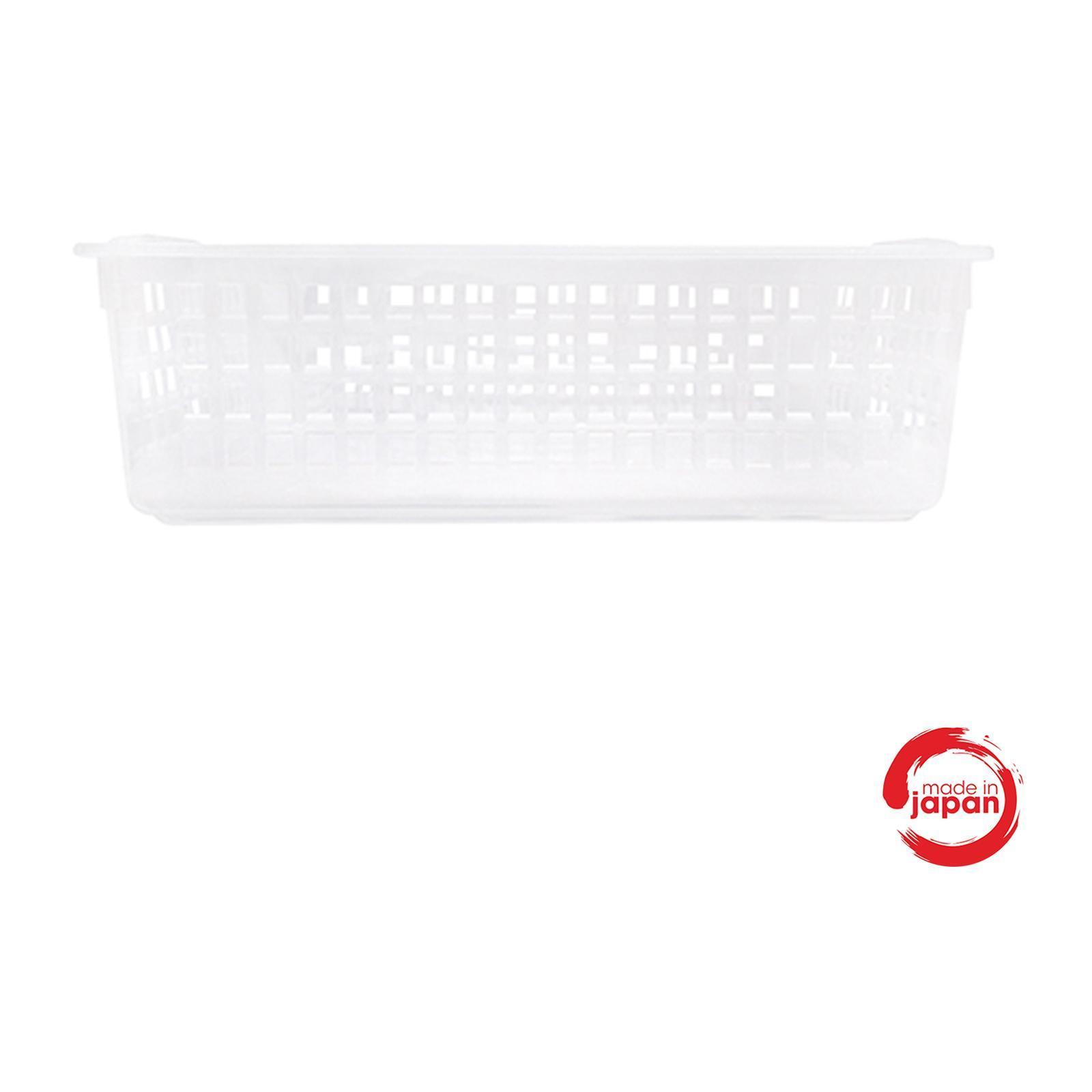 Nomi - Stationery Plastic Basket Windy - (Wide) C