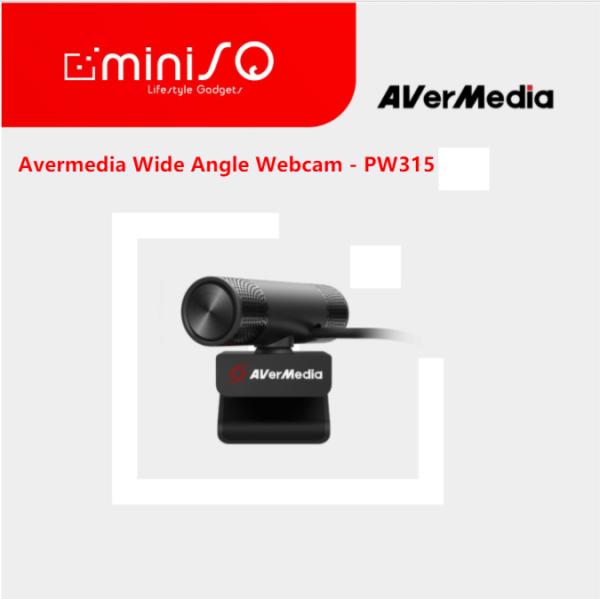 Avermedia Wide Angle Webcam - PW315