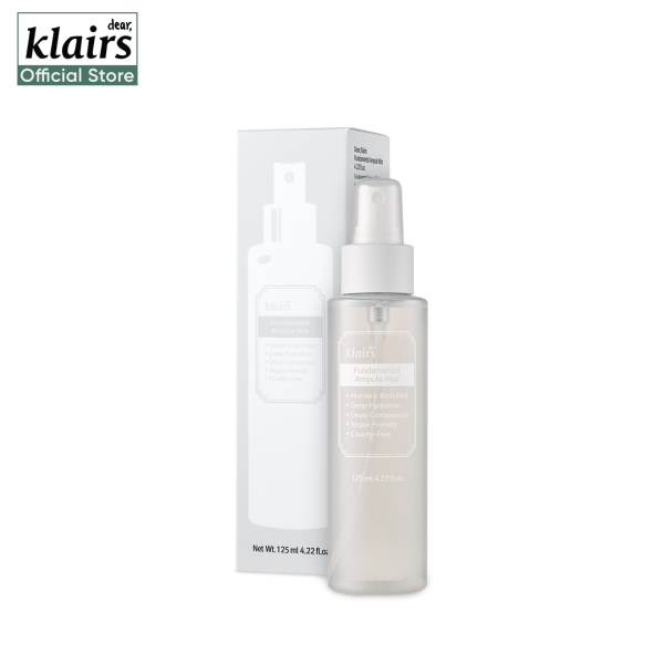 Buy Klairs Fundamental Ampule Mist Singapore