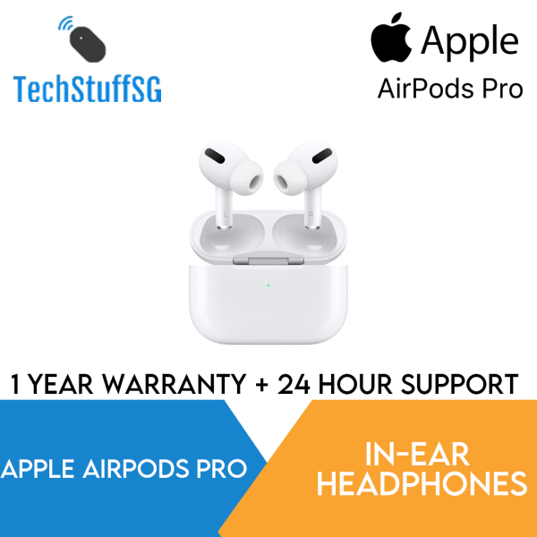 [LOCAL] Apple Airpods Pro Wireless Earphones **Singapore warranty set* Singapore