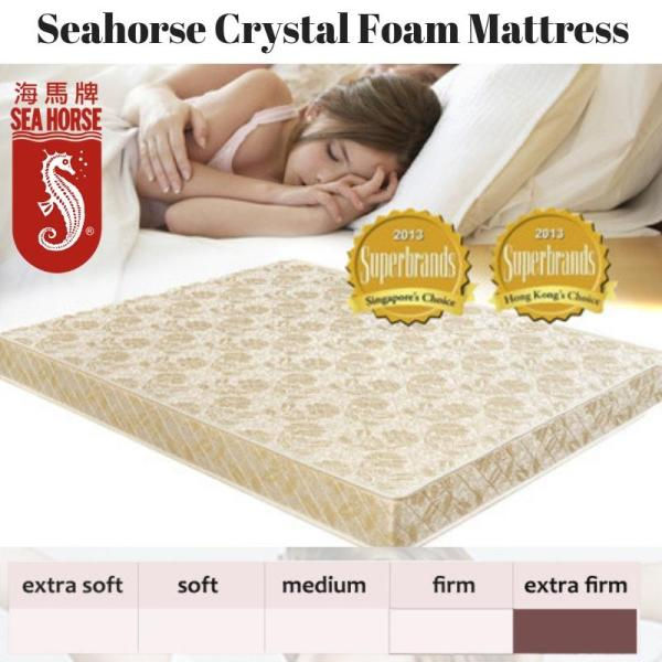 [Furniture Ambassador] Seahorse 7  Crystal Foam Mattress