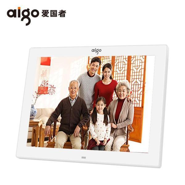 Aigo/Aigo DPF83 Electronic Frame 8-Inch Ultra-Thin High-definition Digital Frame Video Music Electronic Album