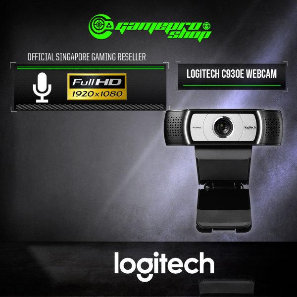 Logitech Webcam C930E - 960-000976 (2Y)