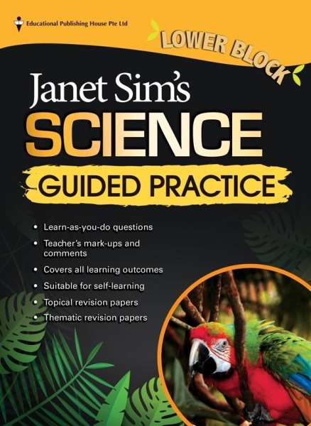 Primary 3 And 4 Janet Sim's Sci Guided Practice / Primary 3 And  4 Science Assessment Book(9789814832014)