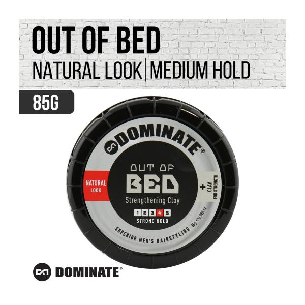 Buy Dominate Out of Bed Hair-Styling Paste - By Corlison Singapore