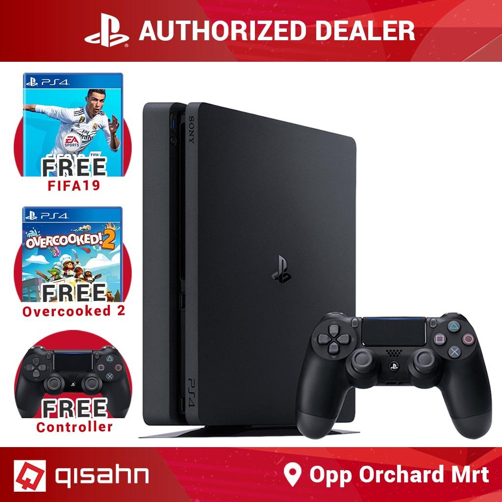 Buy Ps Vita Online Bandai Namco Ames Sony Playstation Ps4 Injustice 2 R3 4 Slim Console Party Bundle Fifa 19 Overcooked 2nd