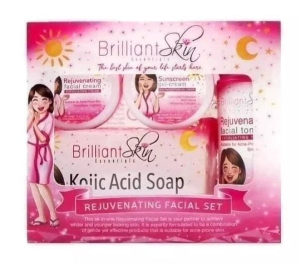 Buy Brilliant Skin Set Singapore