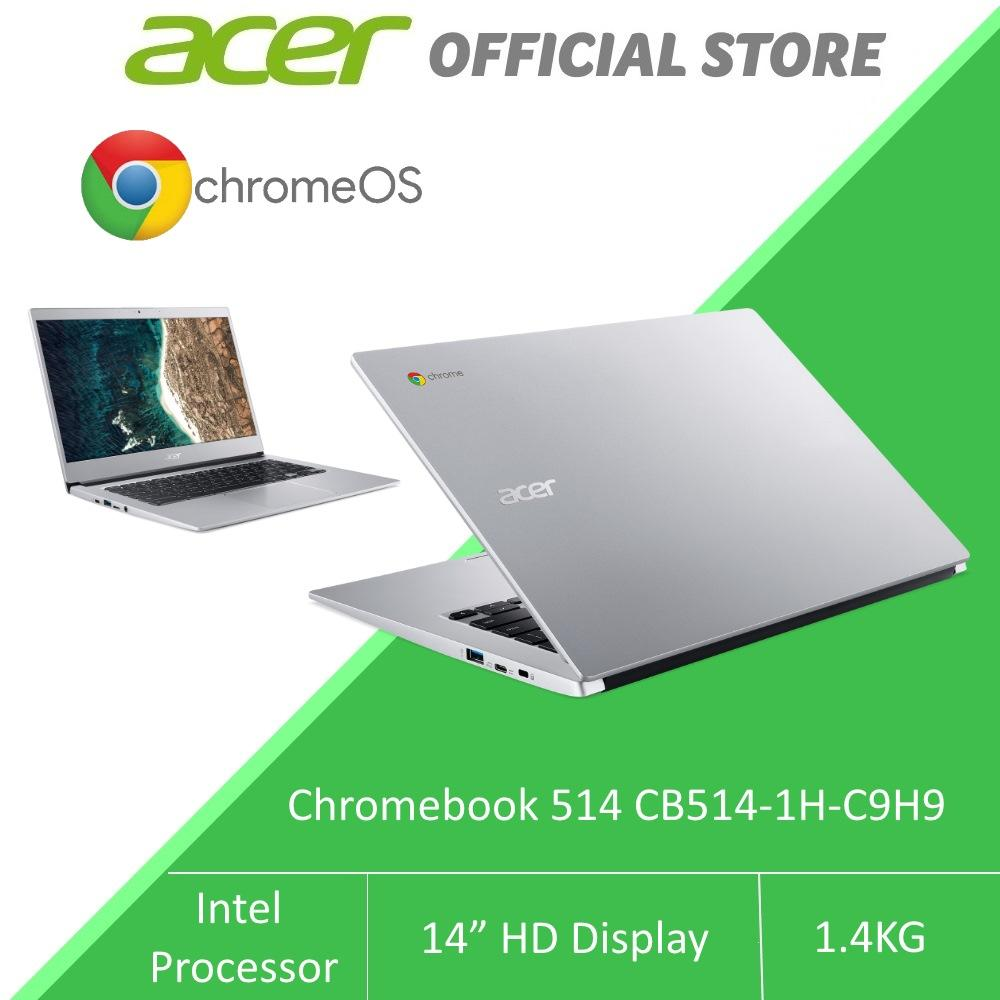 Acer Chromebook 514 CB514-1H-C9H9 - 14-inch Display