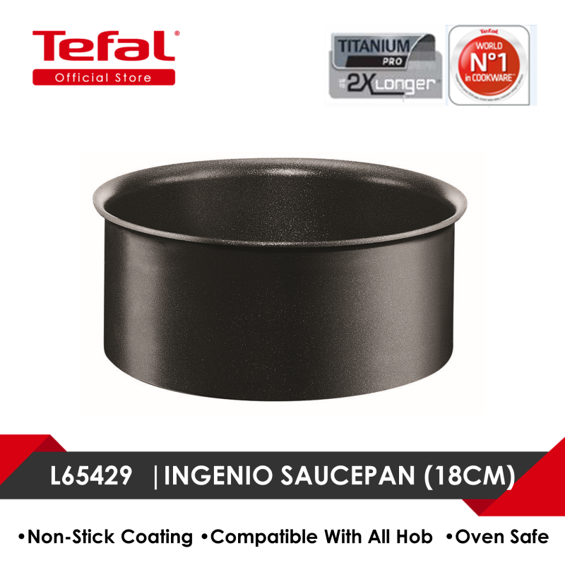 Tefal Ingenio Performance Saucepan 18cm L65429 Singapore