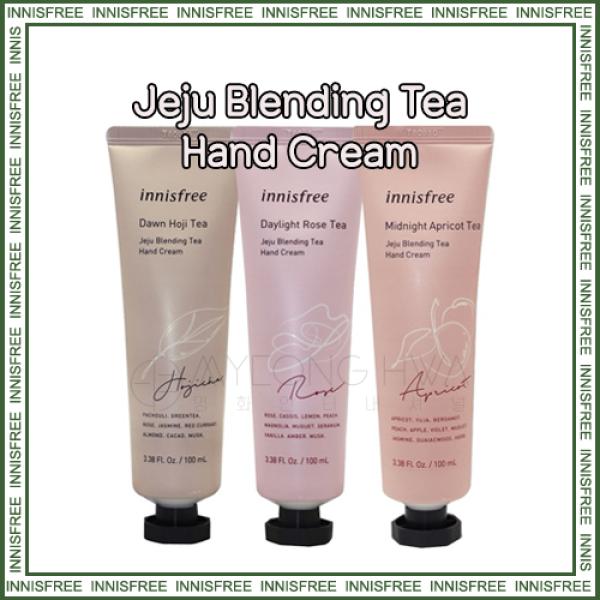 Buy [ Innisfree ]Jeju Blending Tea Hand Cream 100ml Singapore