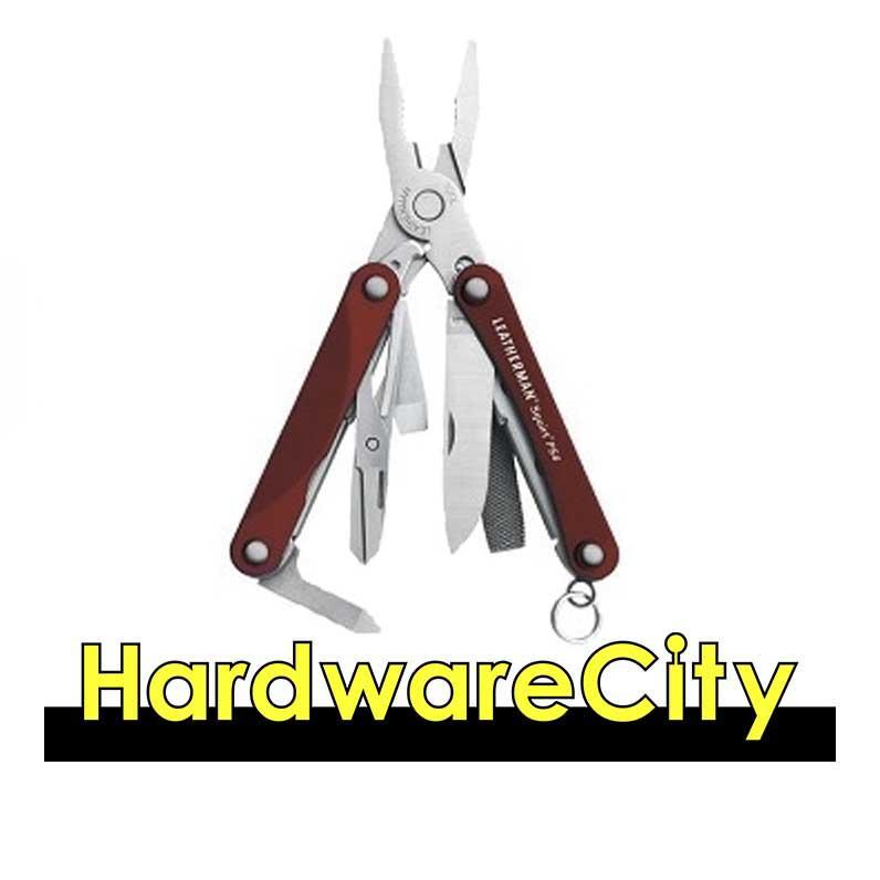 Leatherman SQUIRT PS4, Multi Tool W/O Pouch [SQUIRT PS4]