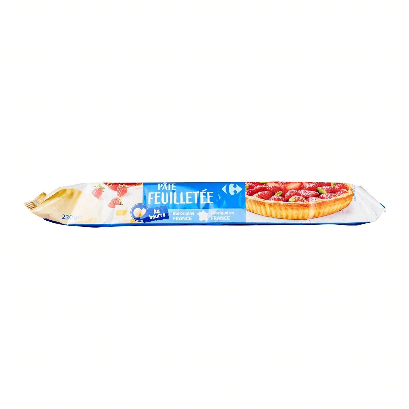 Carrefour Pure Butter Puff Pastry - By Le Petit Depot By Redmart.