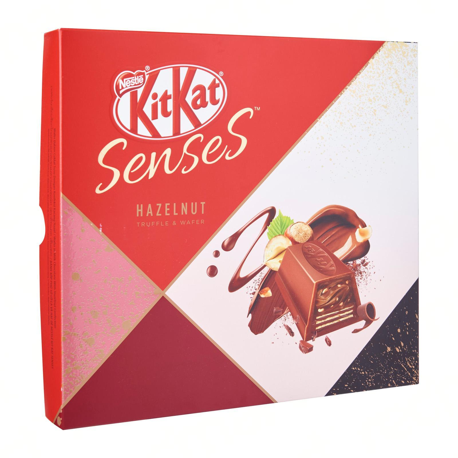Nestle Kit Kat Senses Multipack Chocolate