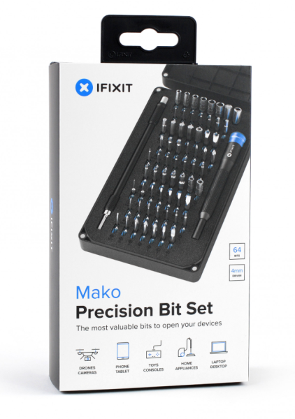 iFixit Mako Driver Kit [SG Seller] - Great for Precision Electronics Repair