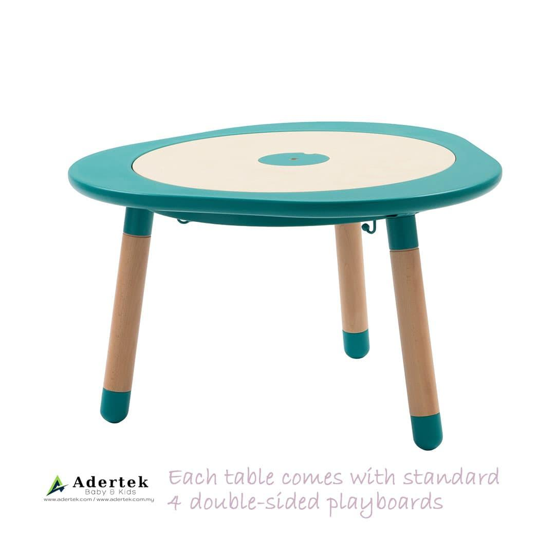 MUtable - Kids Multi-Activities Play Table for 1-8 year old