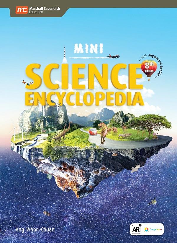 Mini Science Encyclopedia 8th Ed / English Children Books / Education / (9789814825122).