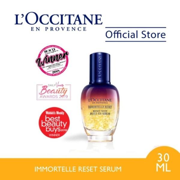 Buy LOCCITANE Immortelle Reset Serum (30ml) Singapore