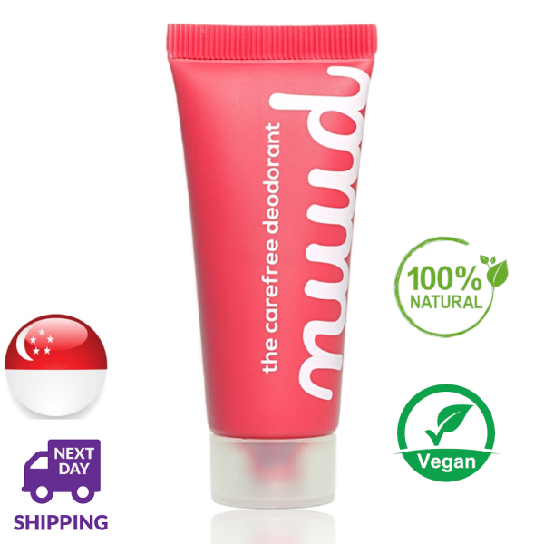 Buy Nuud Deodorant Cream, Non-staining, Vegan, 100% Natural, Aluminium Free Singapore