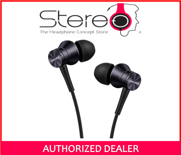 1MORE PISTON FIT IN-EAR - Wired Earpiece / Earphones with Mic Singapore