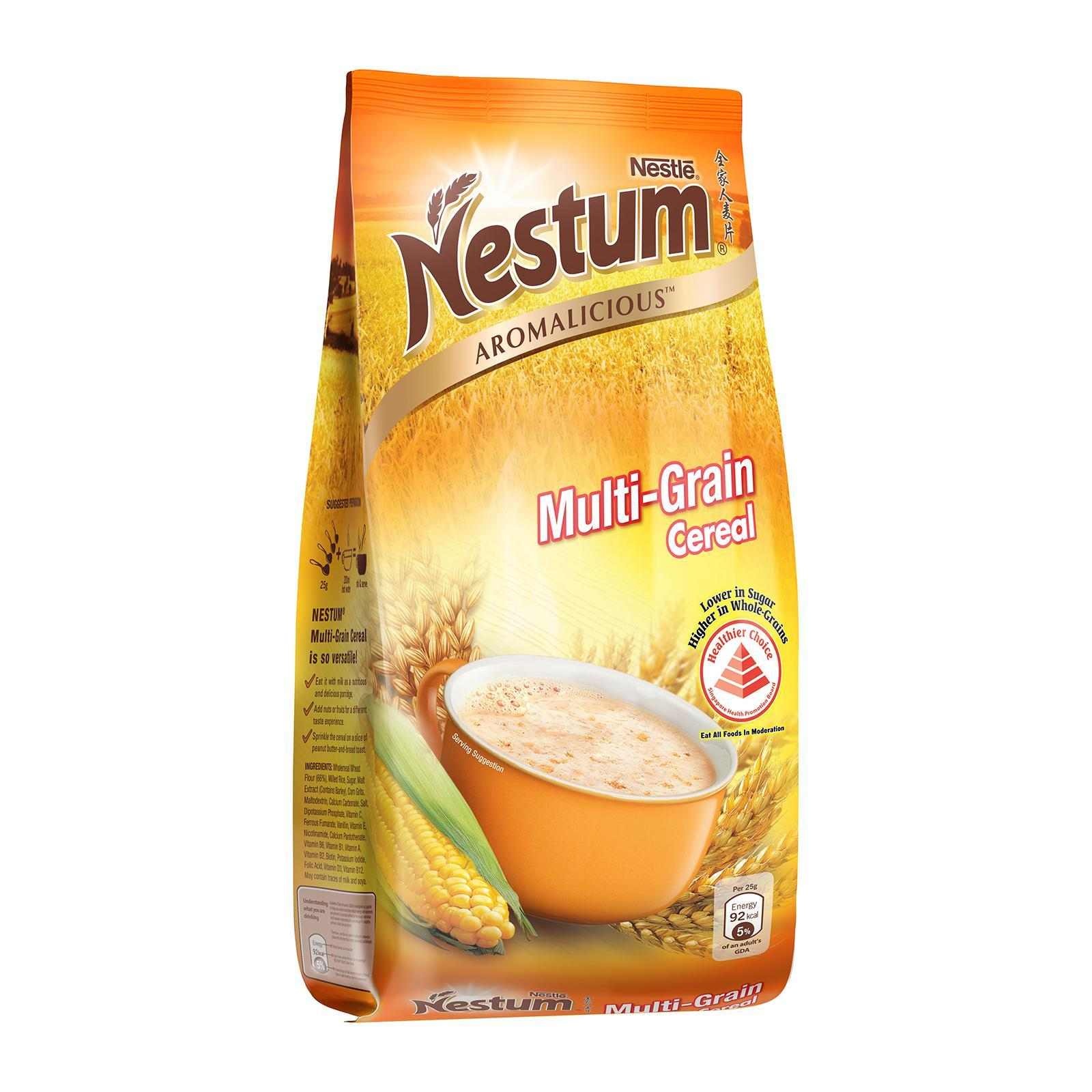 Nestum All Family Cereal Original By Redmart.
