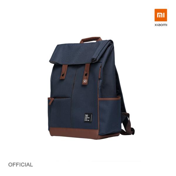Xiaomi NINETYGO Colleage Leisure Backpack - Ipx4 Waterproof Large Capacity Knapsack Unisex Fashion 14/15.6 Inch Computer Bag School