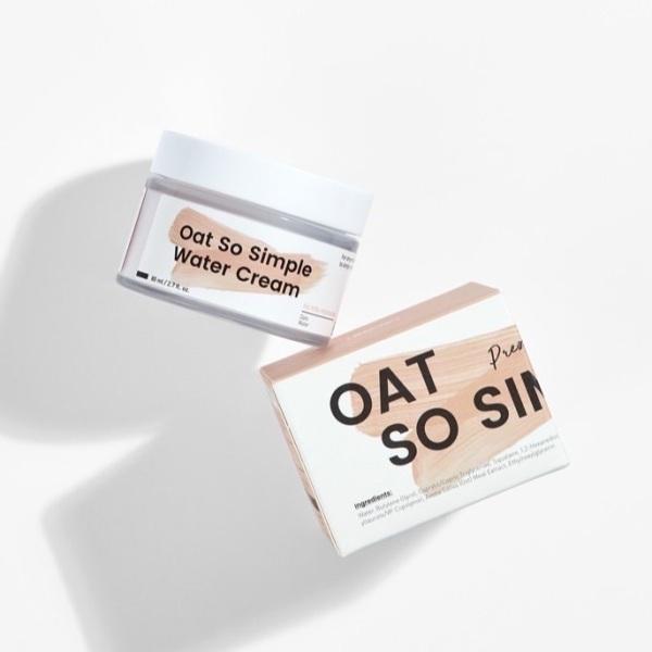 Buy [KRAVE BEAUTY] Oat So Simple Water Cream 80ml Singapore