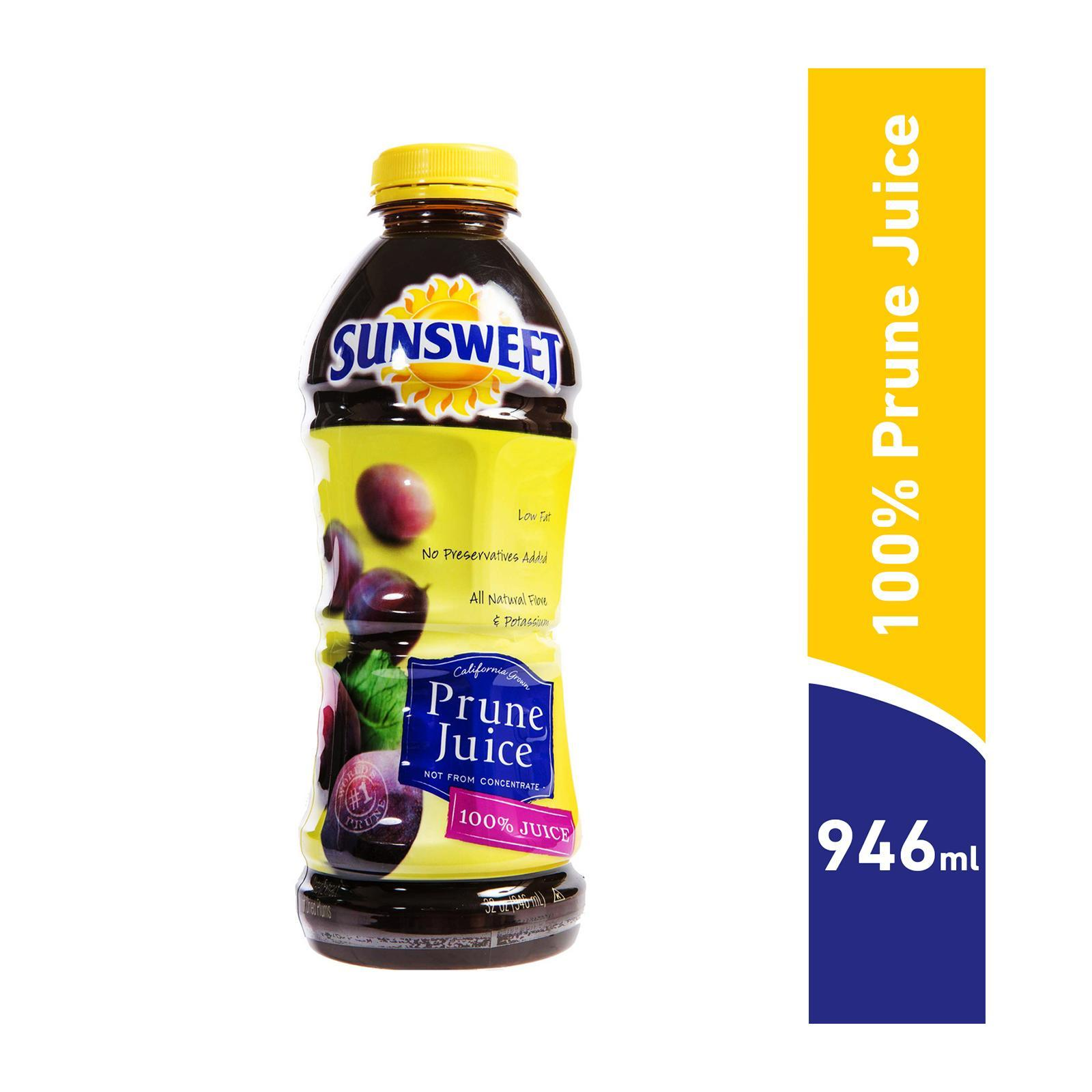 Sunsweet Not From Concentrate Prune Juice