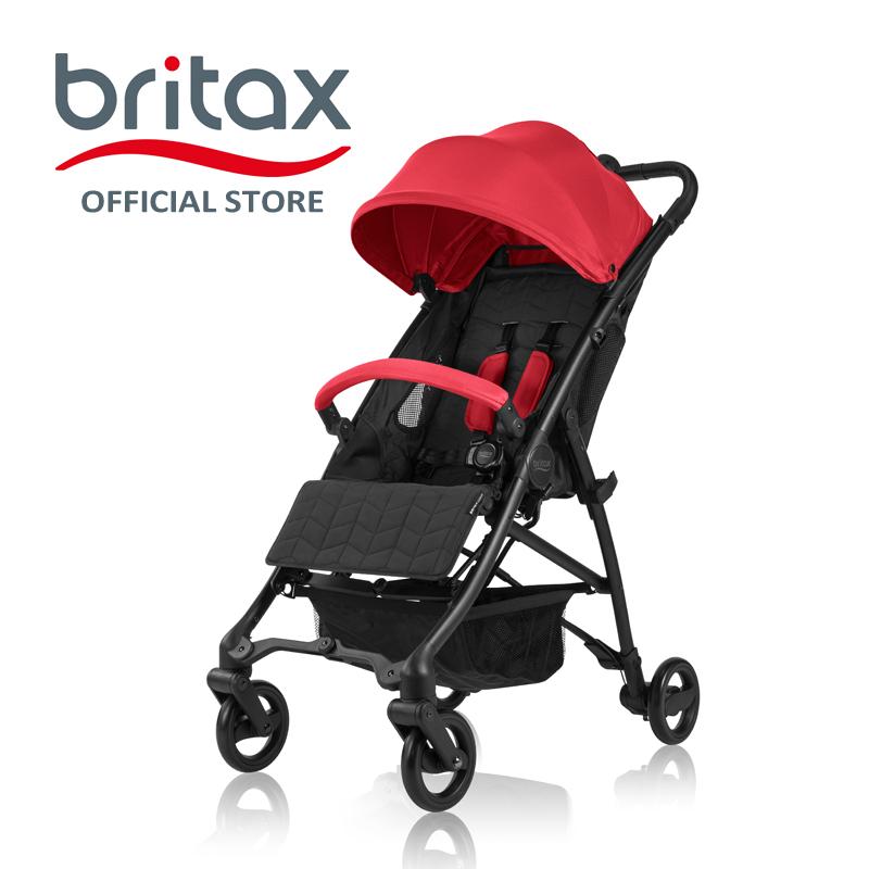 Britax Light Deluxe Stroller | B-Mobile Stroller | Lightweight Stroller | Pram Singapore