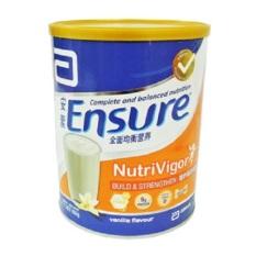 How To Buy Abbott Ensure Nutrivigor Milk Powder Nutritional Meal Replacement 850G Vanilla
