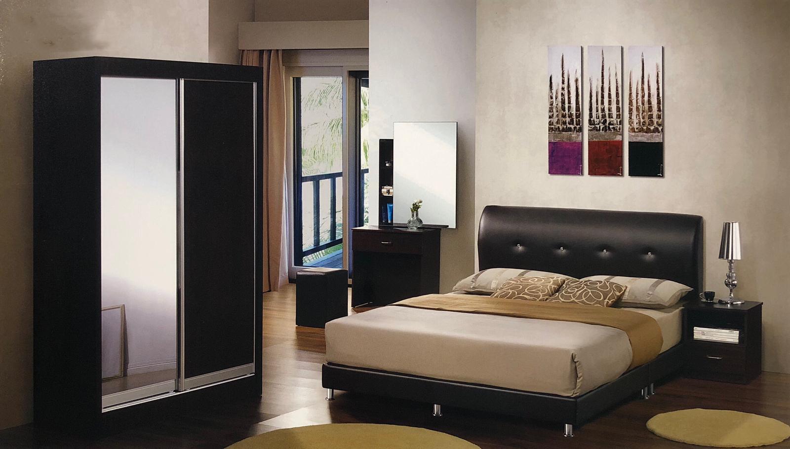 LAV-02 BEDROOM SETS(Free NTUC Voucher)